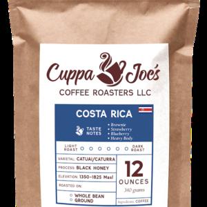 Costa Rica coffee 4oz bag